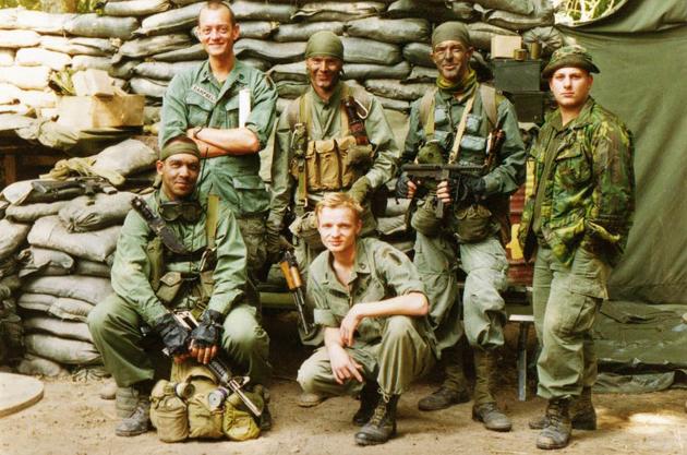 Тактический жилет: детище войн 20 века