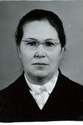Дубинина Тамара Александровна