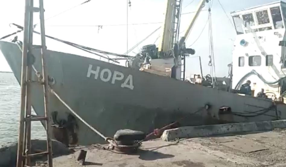 Украинский суд разрешил капи…