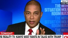 Don Lemon: Kanye Embarrassed Black Americans With White House 'Minstrel Show'