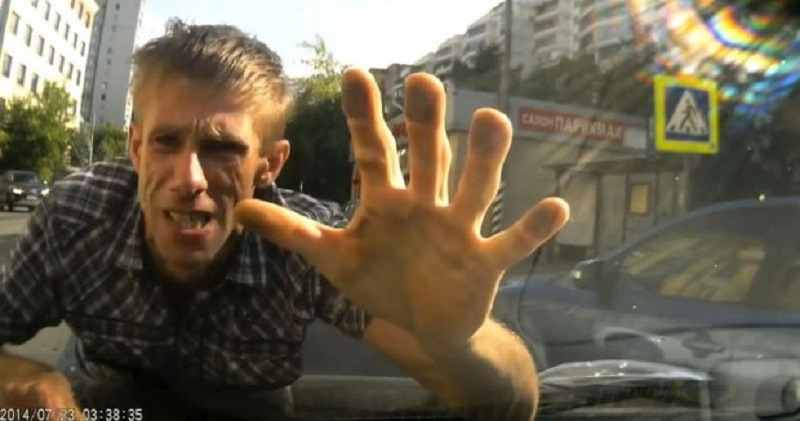 В США покажут триллер, смонтированный из записей российских видеорегистраторов