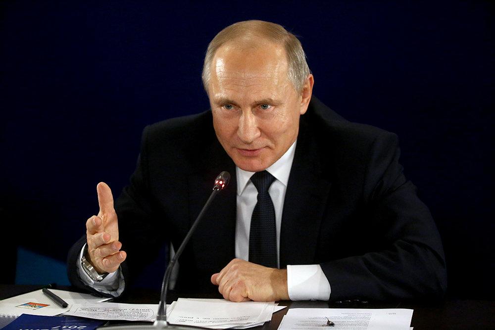 Путин рассказал о способах поддержки творческой молодежи