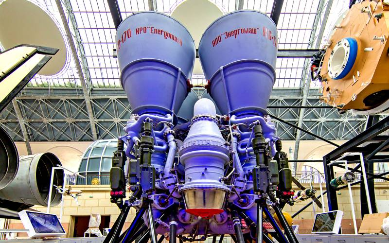 «Союз-5» получит самый мощный в мире двигатель