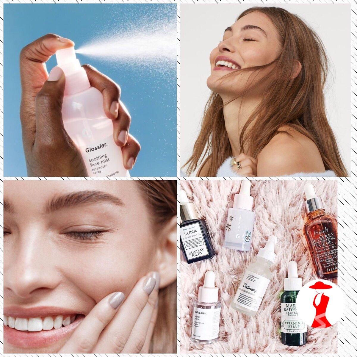 Советую сходить на консультацию к косметологу, где специалист подберет вам правильный уход за кожей.