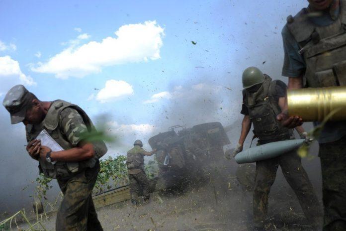 Жители Донецка сообщили об о…