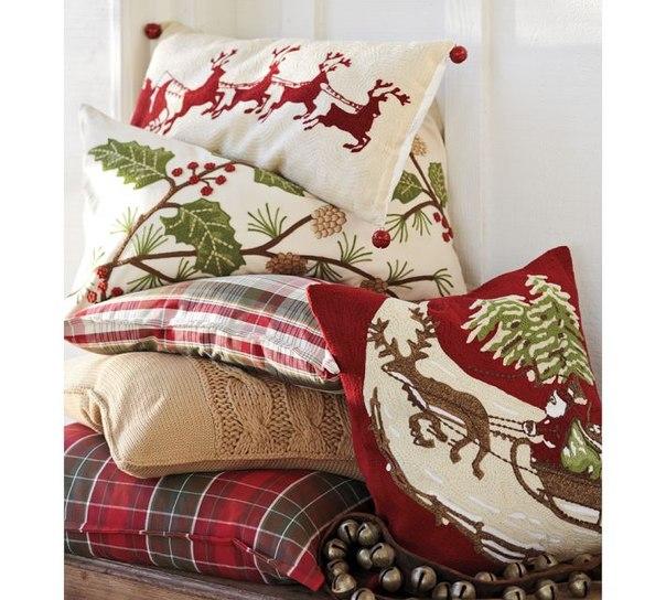 Постельное бельё декор подушки