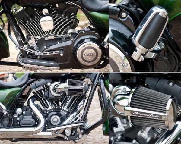 UberHarley — Harley-Davidson FLHRSE5 CVO Road King - Фото 5