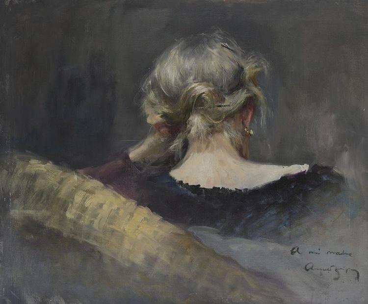 ХУДОЖНИК CAYETANO DE ARQUER BUIGAS (1932 – 2012). МОЯ ПРЕКРАСНАЯ КАРМЕН