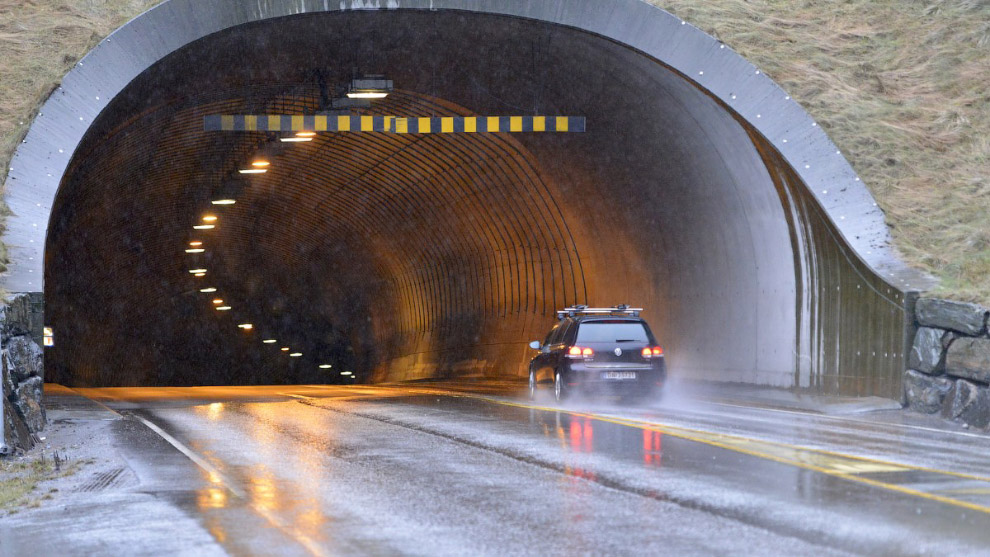 Эйксуннский автодорожный тоннель