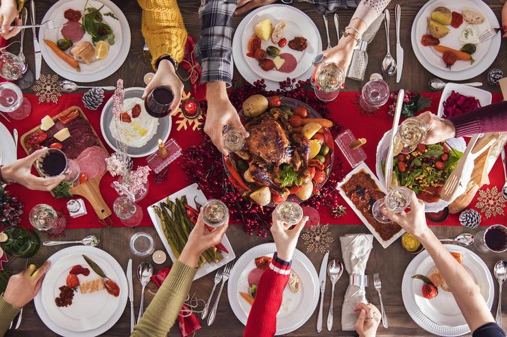 Главные новогодние блюда разных стран