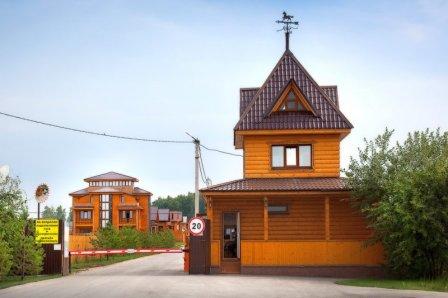 """""""Романовские дачи"""" - поселок по Симферопольскому шоссе"""