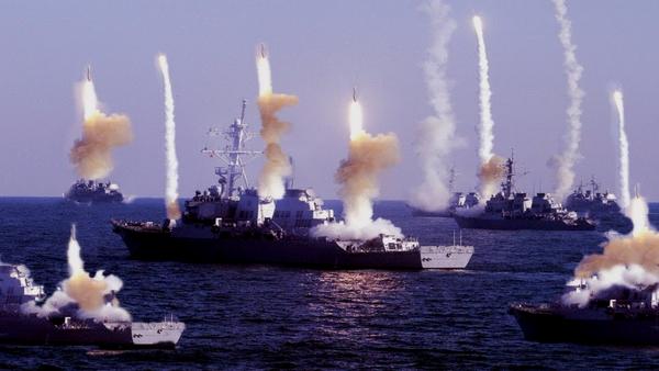 Совместные учения ВМС КНР и ВМФ РФ