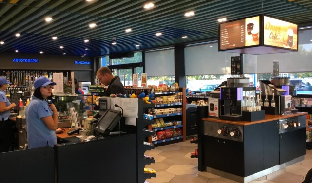 Кофе на АЗС: этикет или навязанное хамство?