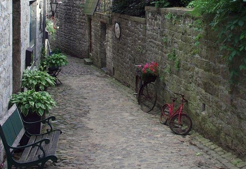 Самый маленький город в мире - Дюрбуи