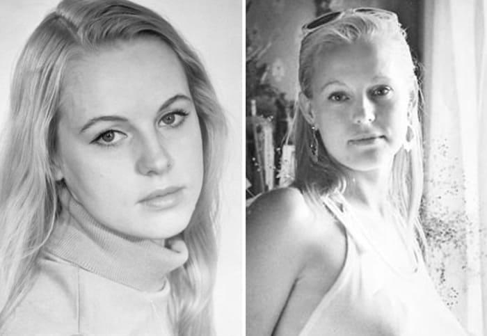 Актриса в молодости | Фото: kino-teatr.ru, kp.ru