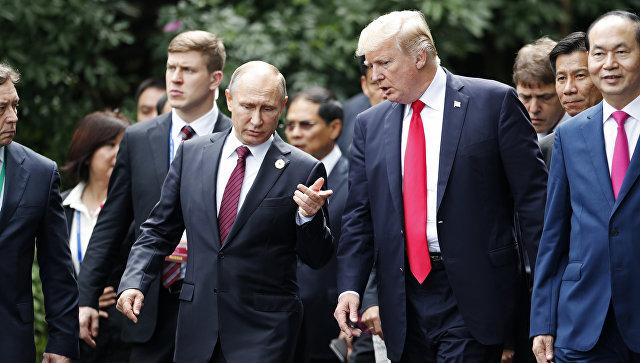 Зачем Трамп рвется к Путину