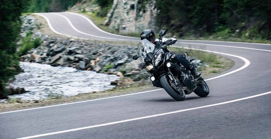 Фото Versys 2015, Kawasaki, новинки, модель