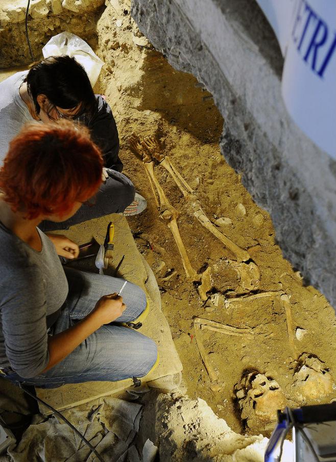 MonaLisa10 Обнаружены останки Моны Лизы