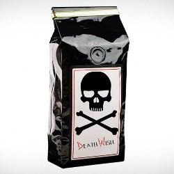 """""""Предсмертное желание"""" - самый крепкий кофе в мире"""