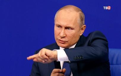 Путин назвал Родченкова заслуживающим тюрьмы придурком