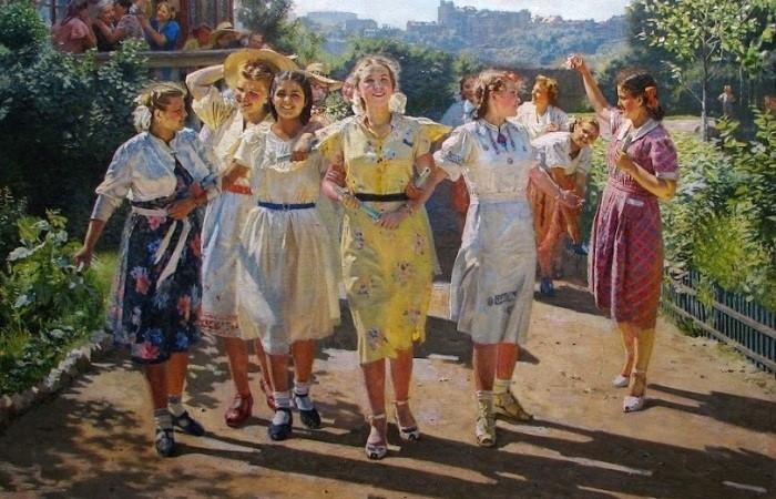 Советские красавицы