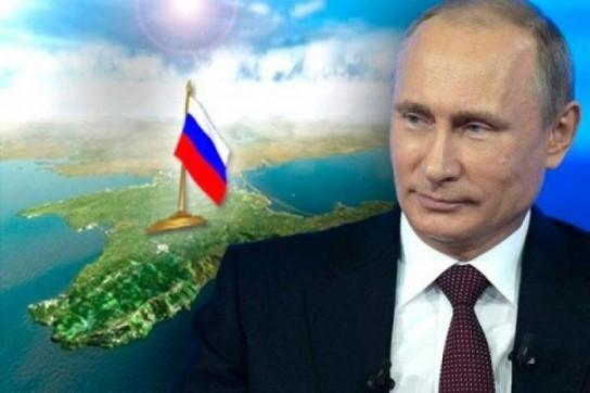 Путин объяснил, почему Украине следует навсегда забыть о Крыме