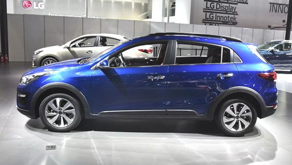Продажи кросс-версии нового Kia Rio стартуют через неделю
