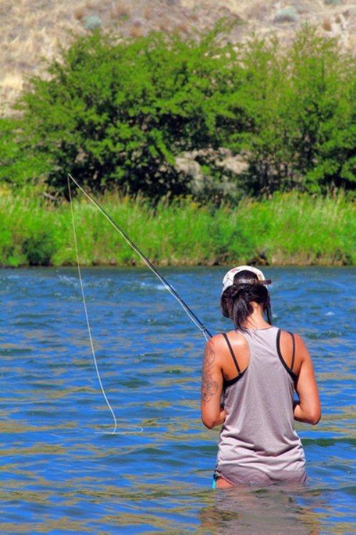 что брать с собой на рыбалку на реку