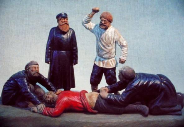 «Волчьи» законы человеческой стаи или суд Линча по-крестьянски