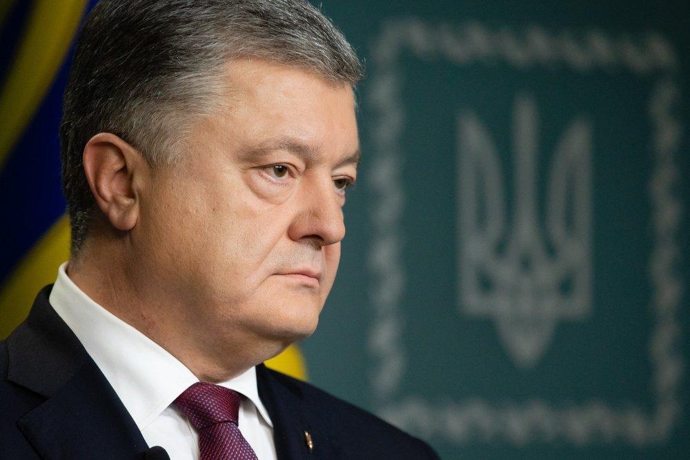 Порошенко подписал закон о прекращении дружбы с Россией