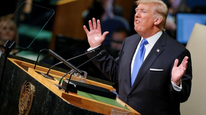 Участники Генассамблеи ООН в…