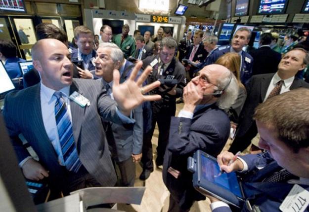 Рынок нефти продолжает «штормить»