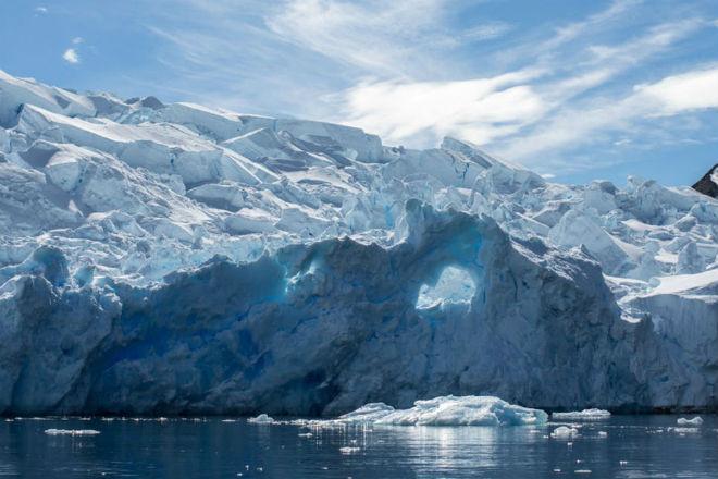 Ученые составили новую, невероятно детализированную карту Антарктиды
