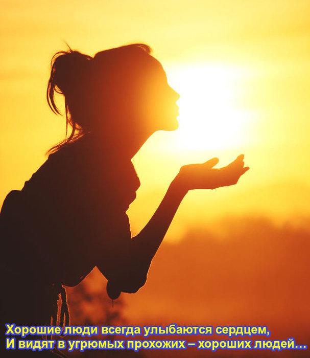 Хорошие люди (Ирина Самарина-Лабиринт)