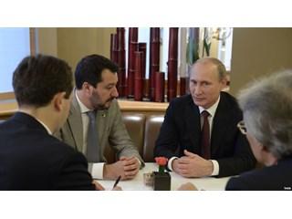 Как итальянские «друзья Пути…
