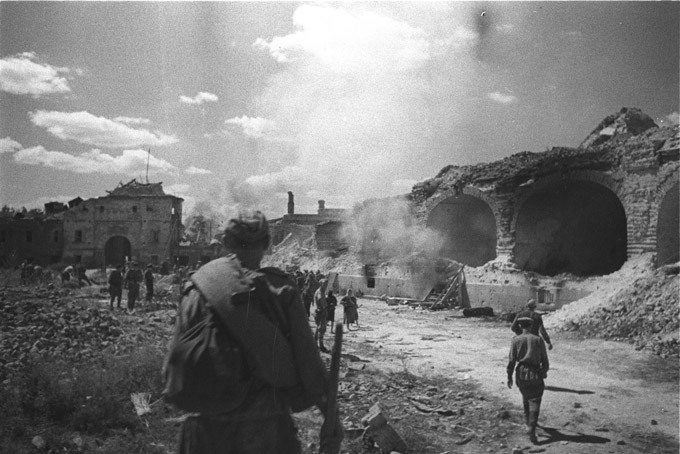 Как чеченцы защищали Брестскую крепость в 1941 году