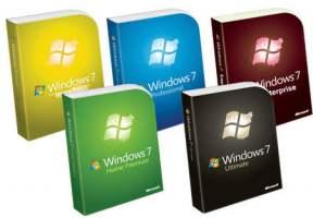 У Windows 8 будет девять версий