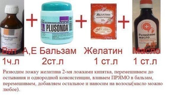 Восстанавливаем структуру волос
