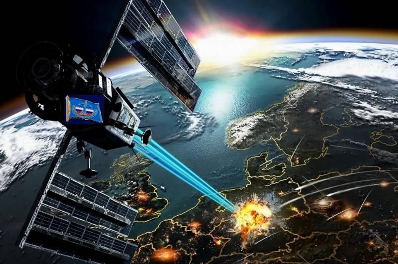 Москва перепишет законы войны в космосе, на земле и под водой