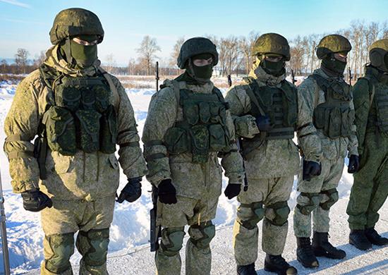 На Северный Кавказ в войска ЮВО поступило около 3 тыс. комплектов боевой экипировки «Ратник»