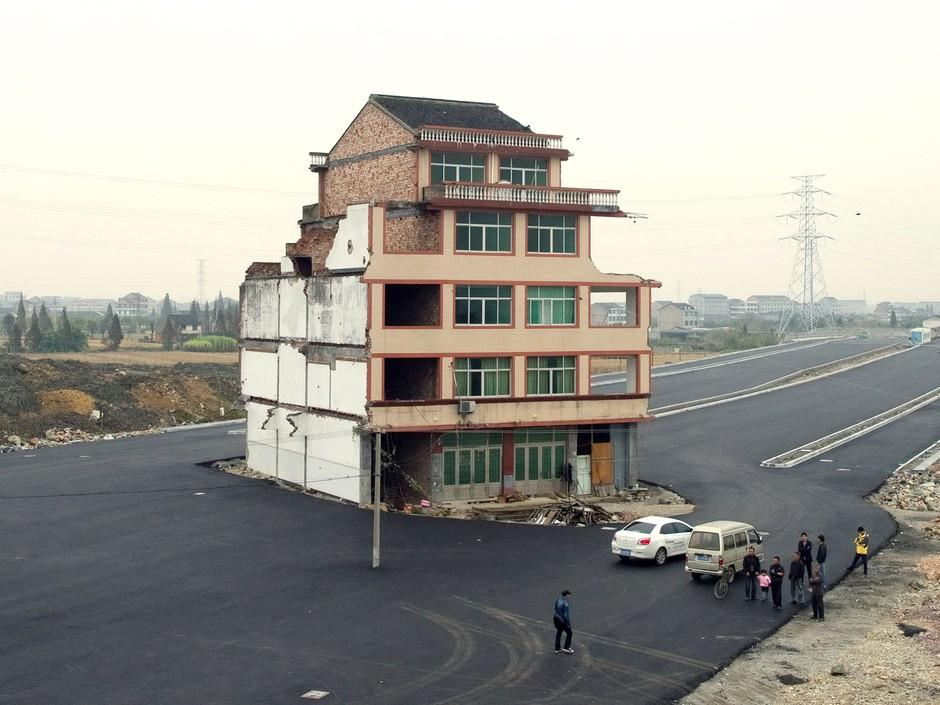 Борьба китайцев с властью