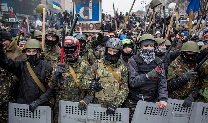 Рада разрешила родственникам погибших боевиков Майдана досрочно выходить на пенсию
