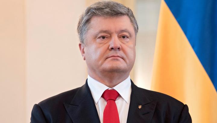Порошенко предложил США обсудить ввод миротворцев в Донбасс