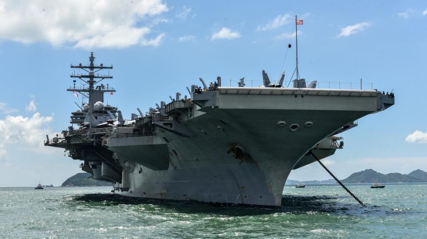 США готовят армаггедон для Северной Кореи