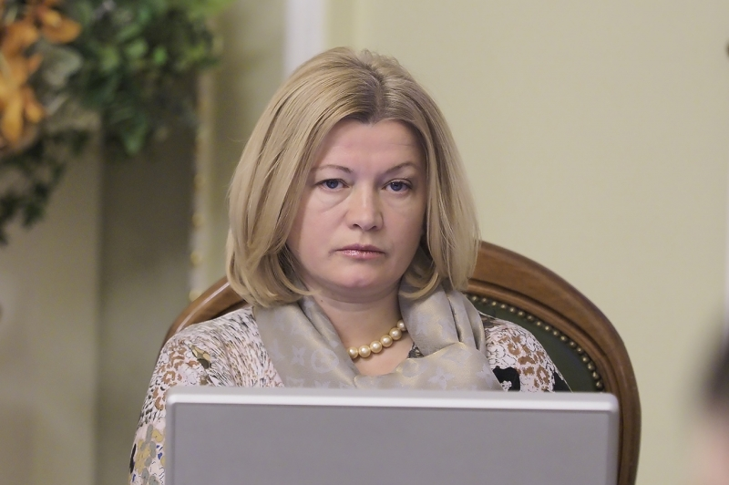 Ирина Геращенко: «Нам нечем ответить на обвинения в убийстве Захарченко»