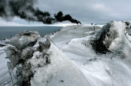 """Успех российского газовоза """"Кристоф де Маржери"""" в Арктике явно раздражает США"""