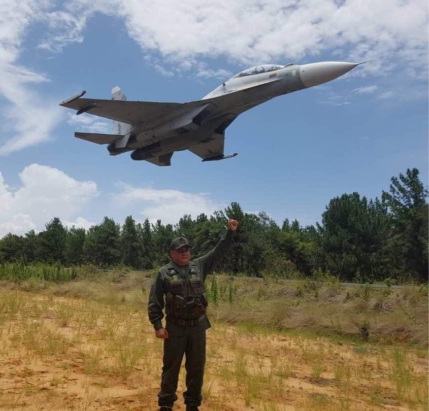 """ВВС Венесуэлы на учениях """"Боливарианский суверенитет-2017"""""""