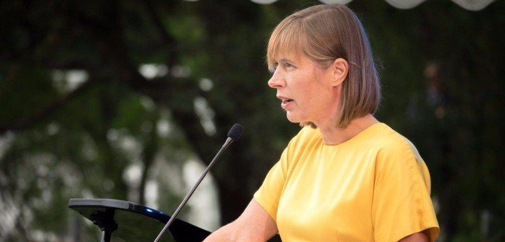 Россия хитра и опасна: Президент Эстонии сообщила об угрозе «самооккупации»