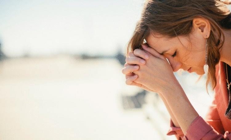 Молитва – самое мощное оружие против всех неурядиц