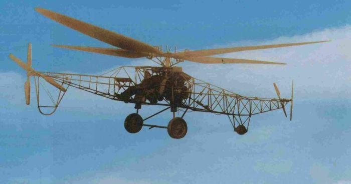 Задолго до Сикорского - кто на самом деле создал первый советский вертолет